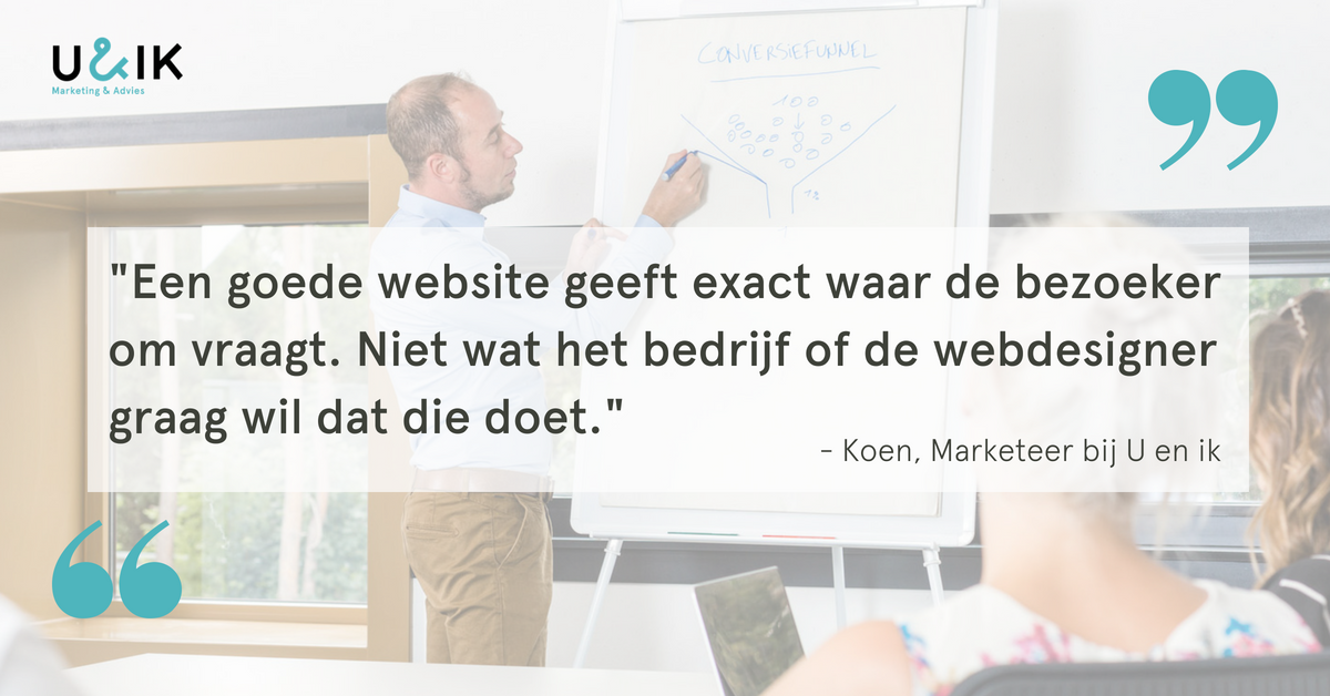 Website optimalisatie